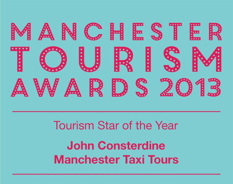 Manchester Tourism Awards 2013