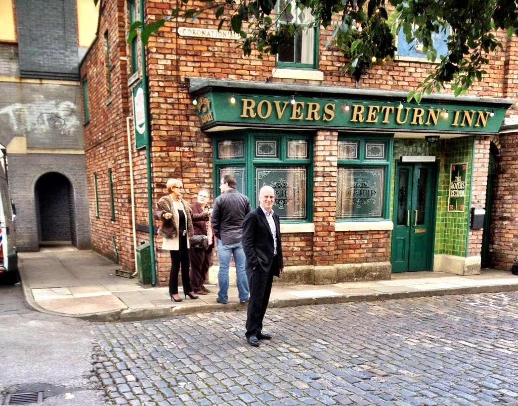john-outside-coronation-street