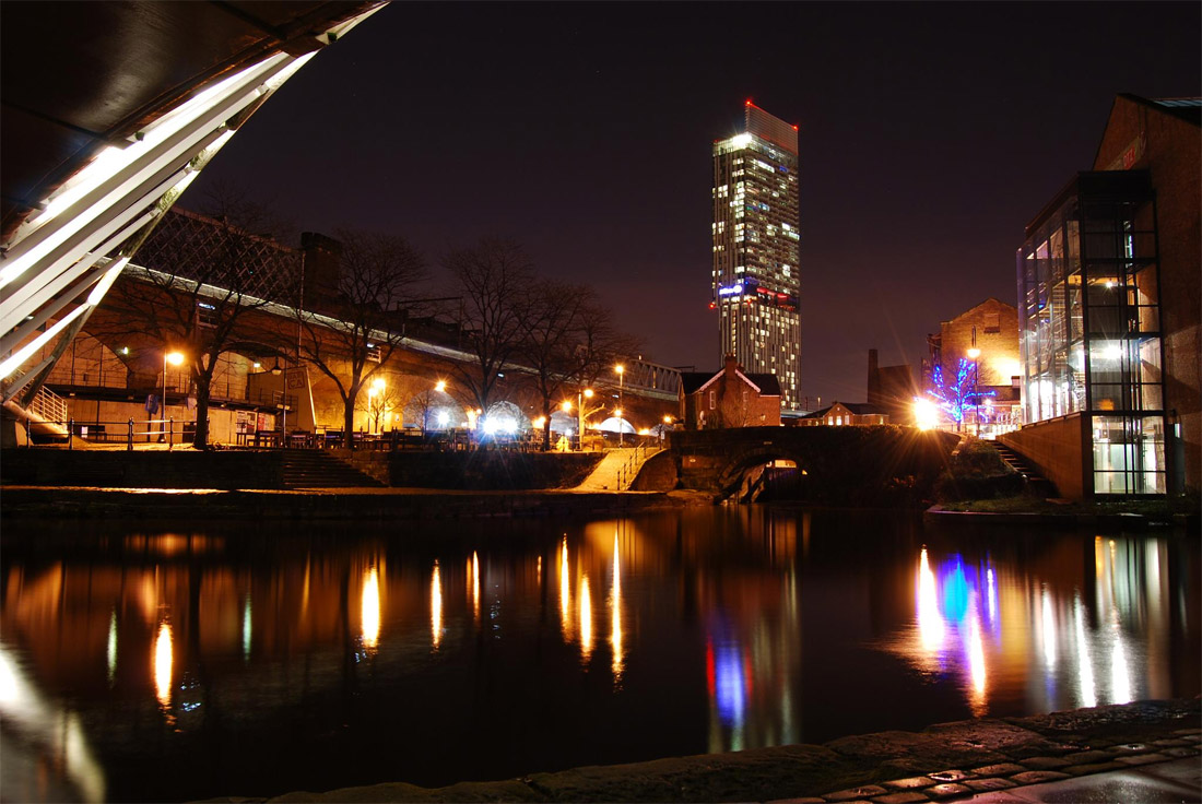 Things to do in Castlefield