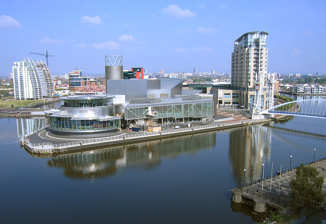 Things to do in Salford Quays