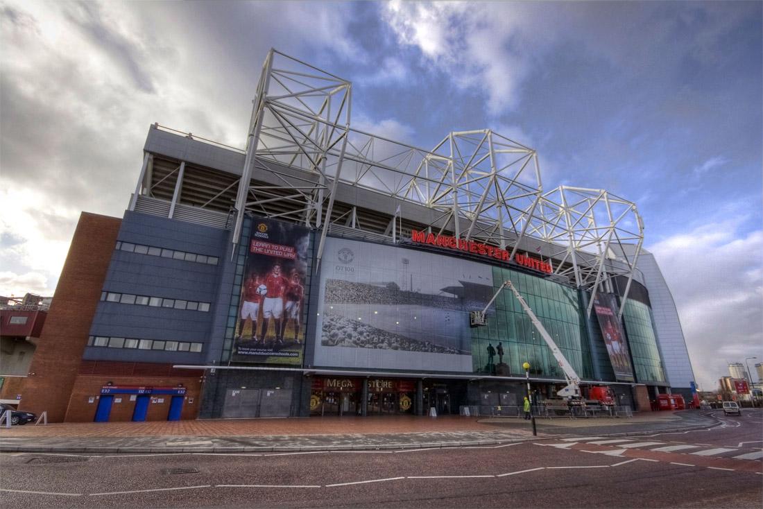 Free virtual tour of Trafford>