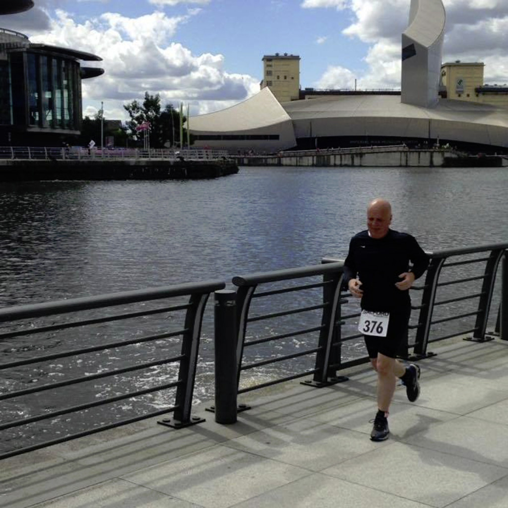Free virtual tour of Salford Quays>