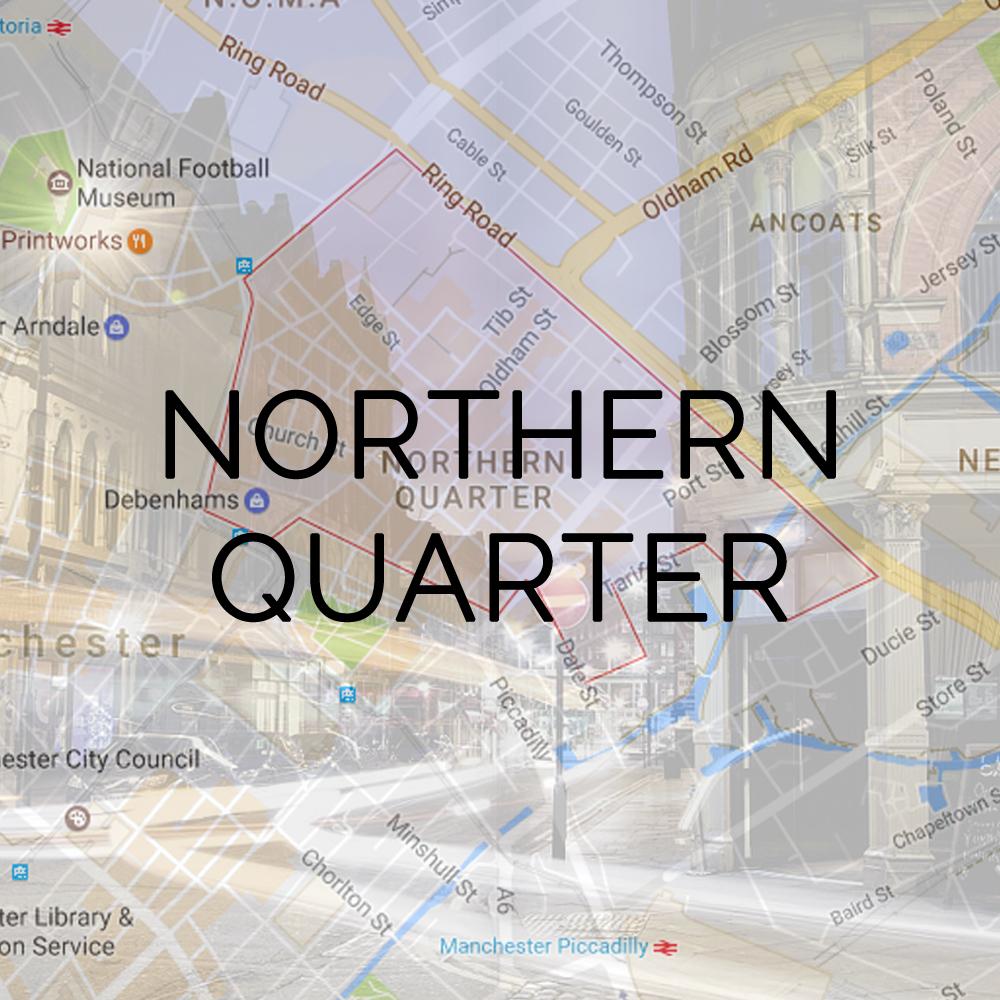 northern quarter virtual tour manchester taxi tours