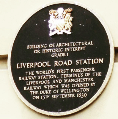 Liverpool Road Station