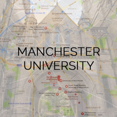 Manchester University Virtual Tour