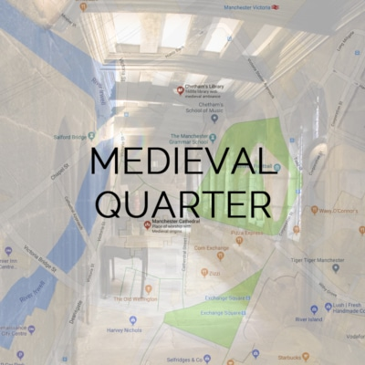 Medieval Quarter Manchester Virtual Tour