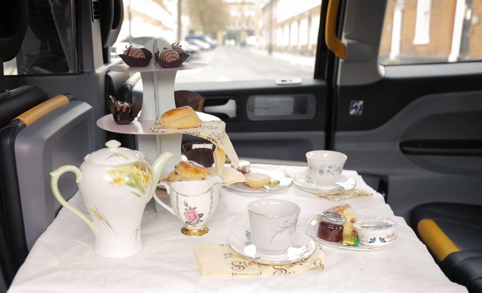Afternoon Tea Tour